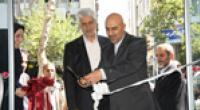 علی جهانی در مراسم افتتاح شعبه باغ سپهسالار بانک پارسیان : نوآوری و پیشرو بودن در عرصه خدمت دهی از الویت های بانک پارسیان است
