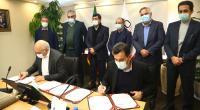 امضای قرارداد ساخت کارخانه دوم کنسانتره سنگ آهن اُپال پارسیان