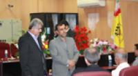 فرماندار بندر انزلی در مراسم افتتاح شعبه جدید بانک پارسیان :بانک پارسیان در میان مردم جایگاه ویژه ای دارد.